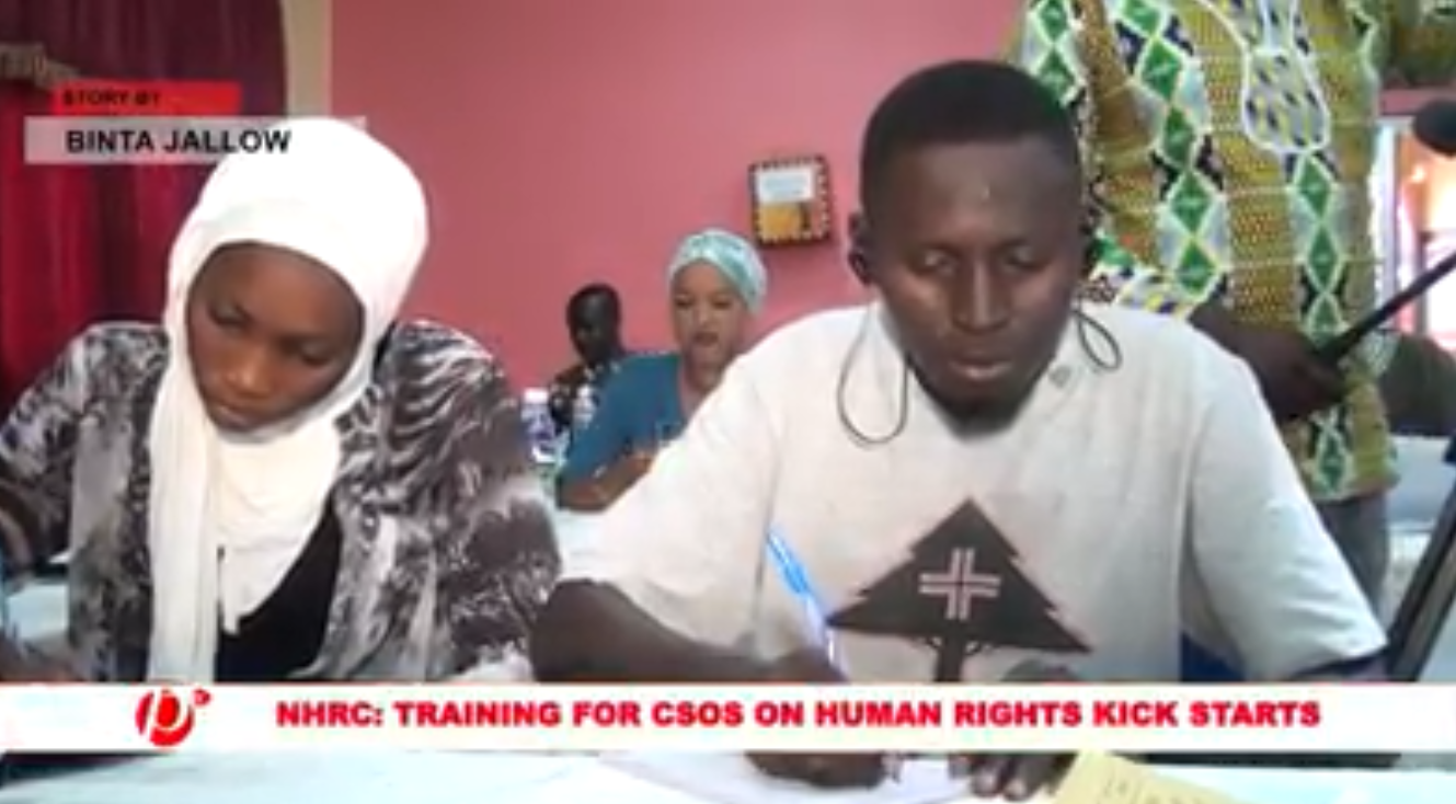 In the News: NHRC trains the CSOs